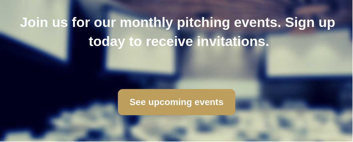 Join us for Angels Den pitching events